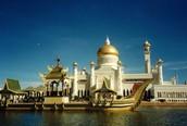 Brunei Palace