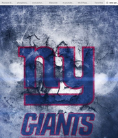My dad and i love the giants