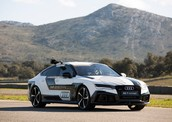 Audi's Self Driving Car