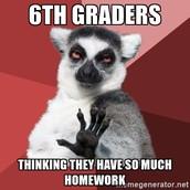 6th Graders