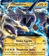 Thunderus ex