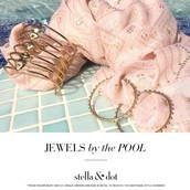 Pool Time Fun! Take some Look Books and jewels!! Nothing to it!!