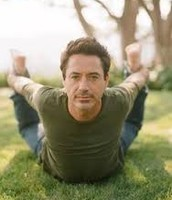 This is Robert Downey JR.