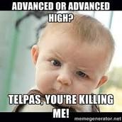 This Week in TELPAS- One Last Party :)