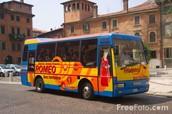 bus italie
