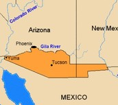 1853 - Gadsden Purchase
