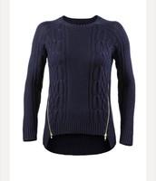 Zipper Pullover-M