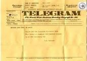 The telegram that started a war