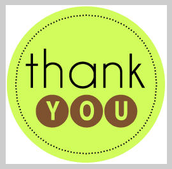 Thank You from Amy Elwood!