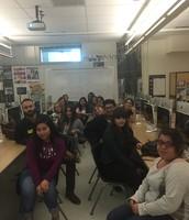 Photo Club's first meeting
