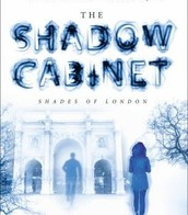 The Shadow Cabinet- Shades of London by Maureen Johnson