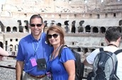 Instructor: Wendy Ricci and Husband