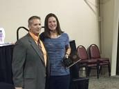 Congrats Girls Basketball Coach