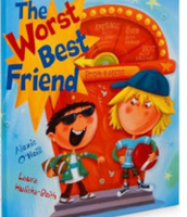 The Worst Best Friend, Alexis O'Neill ($10.00)