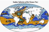 Ocean Surface Salinities