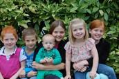 Our 6 children