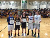 Marquette Tournament - 2nd Team All-Tournament