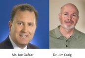TPCS Welcomes Dr. Jim Craig and Mr. Joe Gaafar