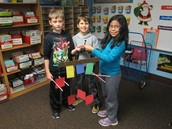 A science Balancing & Weighing activity on making a mobile!