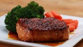 Recipe of the month: Glazed Pork Chops