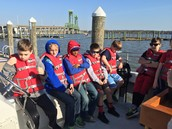 Our Trip on the James River