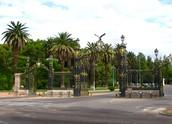 El Parque de General San Martín