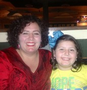 Nora Torres: Dubose Intermediate Parent of the Month