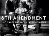 No Cruel or Unusual Punishment