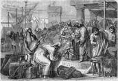 Rise of Merchant Class