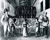 Painting of Textile Factory