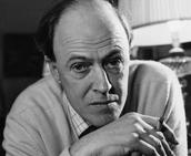 An older Roald Dahl