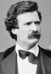 About Mark Twain