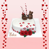 Valentine's Special Cakes