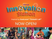 Innovation Station Open House Oct 7, 3-6pm
