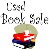 Used Book Sale on Tuesday