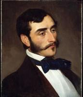 Portrait of William Morris Hunt