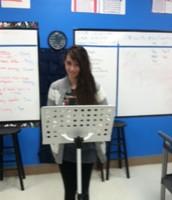 Ashley - Candidate for Treasurer