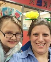 Mrs. Resendez - Teacher Librarian