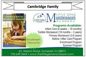 Little Gems Montessori School