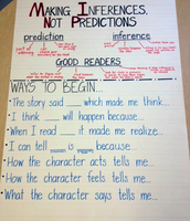 Predicting vs Inferring