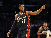 Take on LeBron James and Cavaliers