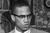 Malcolm X's rise
