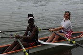 Rowing Club Members