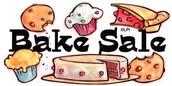BAKE SALE / FLEA MARKET / CRAFT STORE