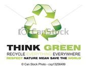 El signo de reciclar