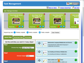 Create Lessons & Homework with Drag & Drop!