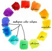 Analogous Color Schemes