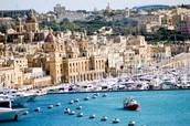 Curso de 4 semanas em Malta -Europa
