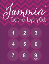 Customer Loyalty Club!