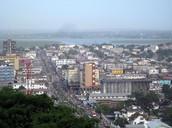 Capital of Liberia, Monrovia
